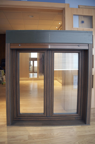 Disenos protecciones para ventanas modernas hogar com for Disenos en aluminio