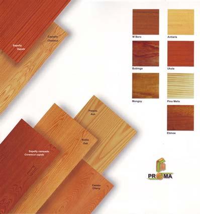 acabados para puertas de madera clásicas