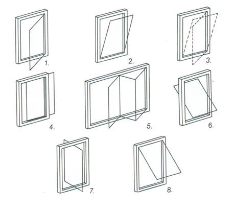cristales para puertas de interior