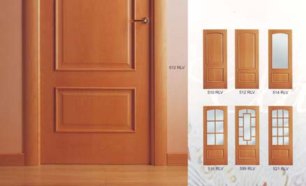 Puertas de madera cat logos puertas innova s l u for Modelos de puertas de interior modernas