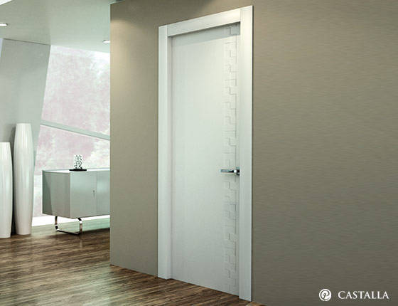 Modelos de puertas blancas perfect puertas san rafael lacadas en todos los modelos puertas san for Precio puertas blancas