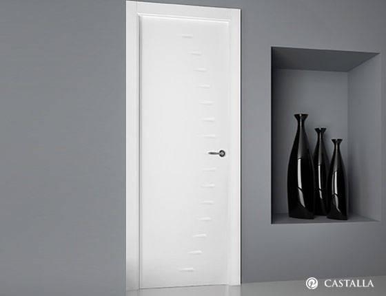Puerta lacada blanca precio ideas de disenos - Puertas castalla precios ...