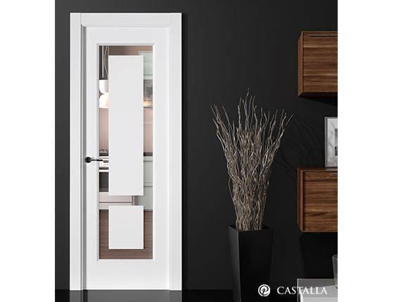 Puerta interior marca castalla modelo puerta castalla for Puertas castalla