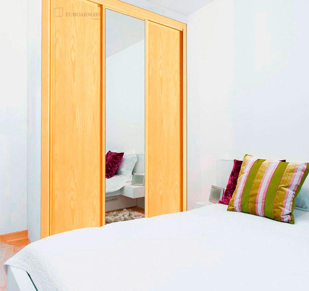 Melamina liso espejo puertas innova s l u - Dormitorios infantiles granada ...