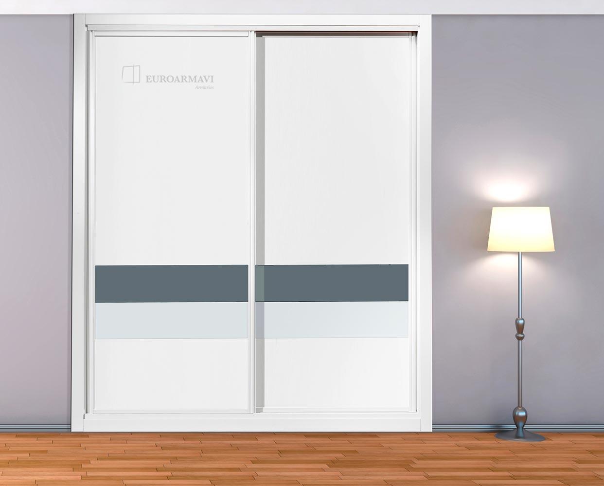 Lacado vera puertas innova s l u - Armarios empotrados burgos ...