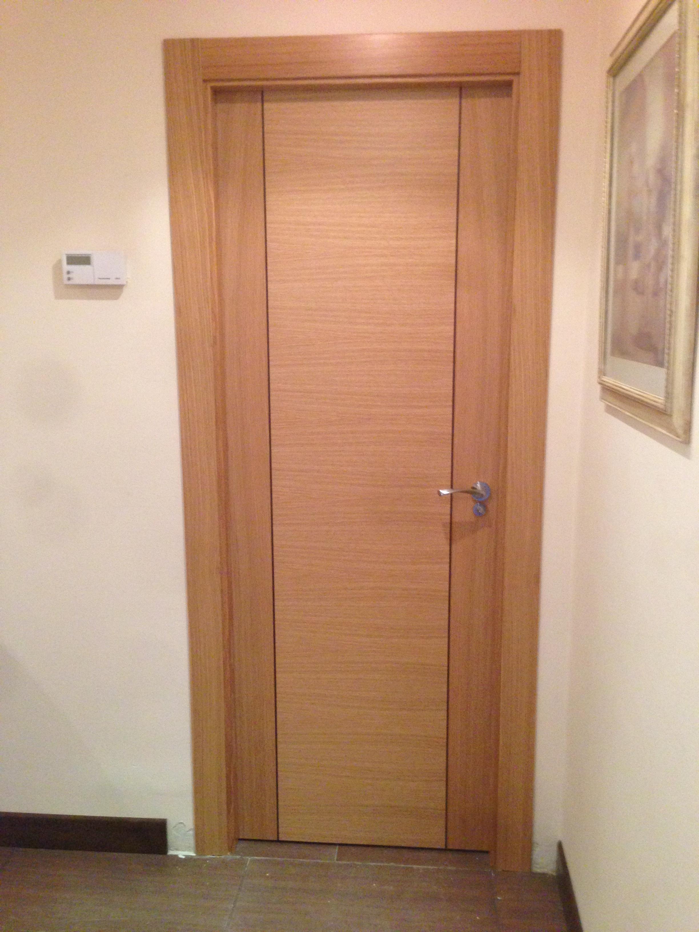 puertas interior roble modernas puertas innova s l u