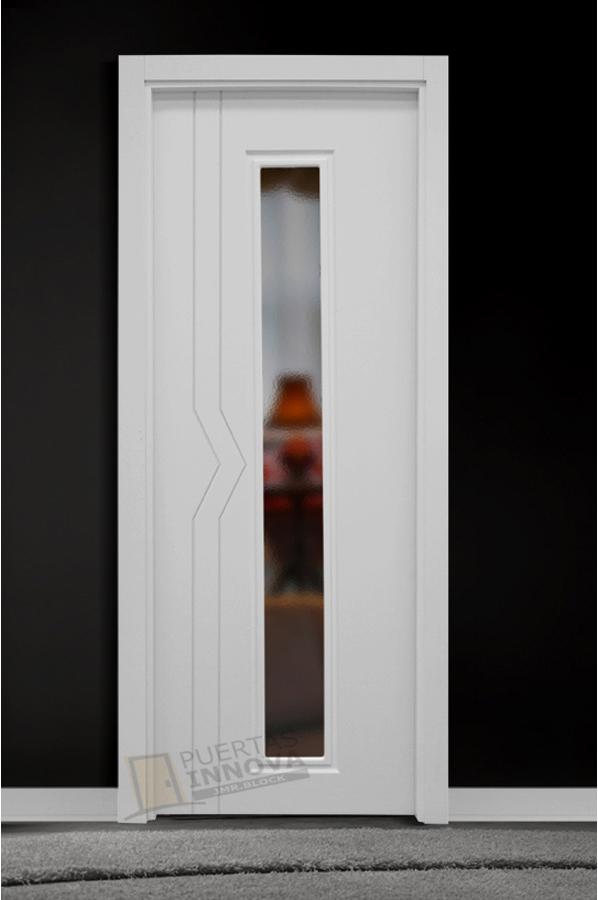 Limpiar puertas blancas excellent cheap latest puerta en for Limpiar puertas lacadas blancas amarillentas