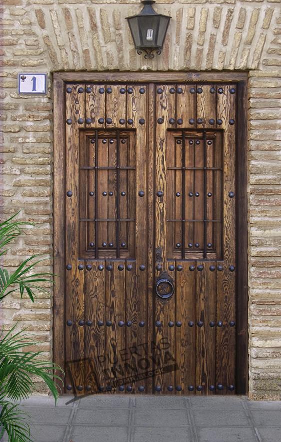 Mod pre 4 puertas innova s l u - Puertas exterior malaga ...
