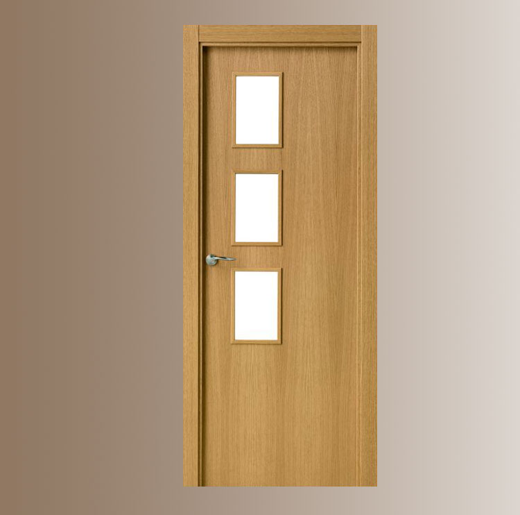 Puerta interior moderna cristal puertas innova - Ofertas puertas interior ...