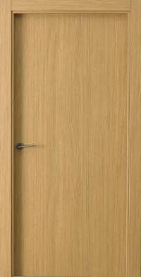 Puertas lisas en roble modelo 7000 puertas innova s l u for Puertas de roble para interior