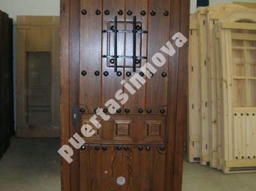 Puertas Rustica de exterior