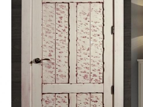 Puerta interior rustica modelo Rivas