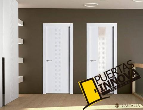 Cat logo puertas lacadas blancas page 9 puertas innova for Catalogo puertas minimalistas