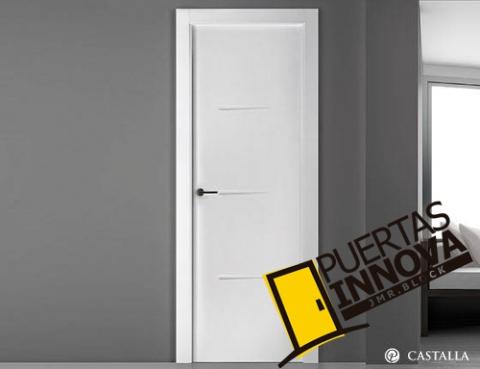 Cat logo puertas lacadas blancas page 9 puertas innova s l u for Precio puertas blancas