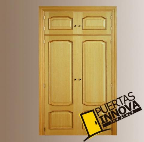 Cat logo de puertas interior cl sicas page 2 puertas for Catalogo puertas interior