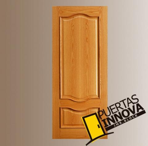 Cat logo de puertas interior cl sicas puertas innova s l u for Cristales para puertas de interior catalogo