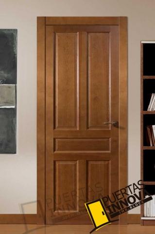 Catalogo Puertas Rusticas De Interior Puertas Innova Slu - Modelos-de-puertas-rusticas