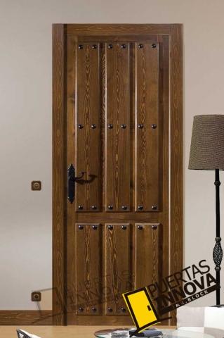 Cat logo puertas r sticas de interior puertas innova s l u - Manillas de puertas de interior ...