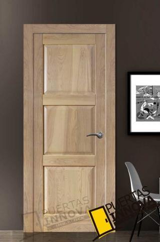 modelo puerta interior rustica modelo c fresno