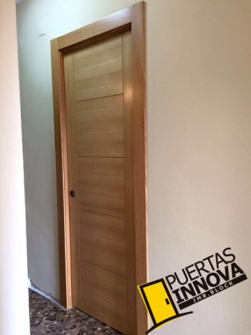 Obra realizada en picanya valencia puertas innova s l u for Puertas interior valencia