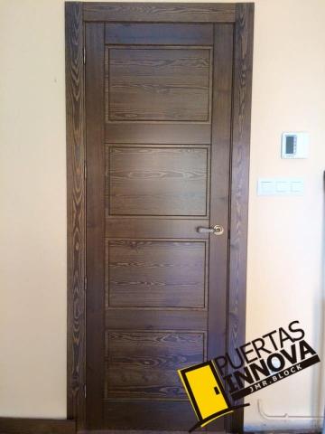 Puertas de interior rusticas modelo MADRID