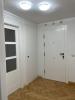 MODELO LAC-5104 V3 cristalera y panel para entrada liso Lacado