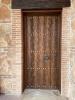 puerta de exterior rusticas