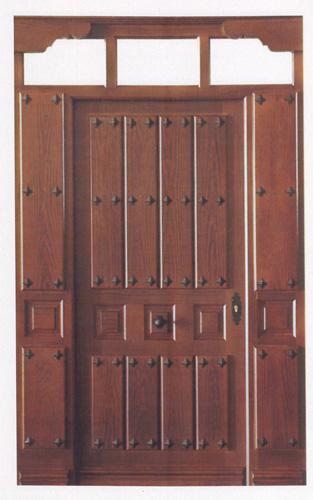Puerta exterior r stica exterior rustica 17 - Puerta rustica exterior ...