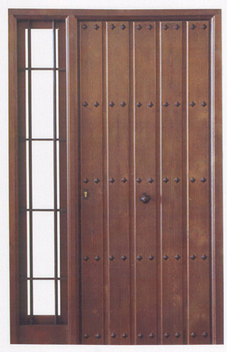 Puerta exterior r stica exterior rustica 21 - Puerta rustica exterior ...
