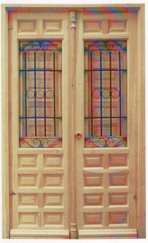 Puerta exterior r stica exterior rustica 30 - Puerta rustica exterior ...