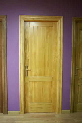 Puerta interior r stica referencia expomg 0002 - Puertas rusticas interior ...