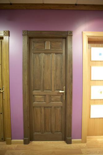 Puerta interior r stica referencia expo 210 - Puertas rusticas interior ...