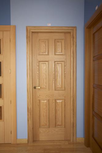 Puerta interior r stica referencia expo 406 - Puertas rusticas interior ...