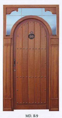 Puerta exterior r stica exterior rustica r9 - Puerta rustica exterior ...