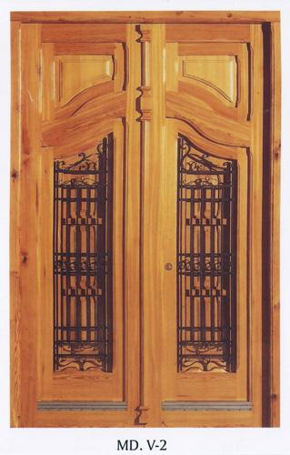 Puerta exterior r stica exterior rustica rv2 - Puerta rustica exterior ...
